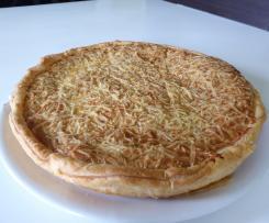 tarte à bisque de homard