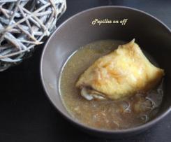 Poulet à la sauce épicée