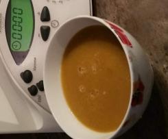 Soupe de légumes pour perdre 2 à 3 kgs