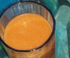 Jus de carottes/kiwi/tomates