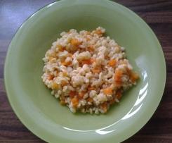 Blesotto carotte coco