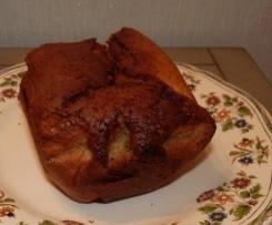 cake courgette et noisettes