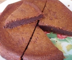 Moelleux au chocolat sans gluten ni lactose