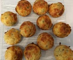 Muffins salé