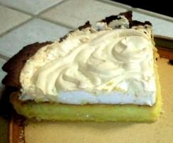 tarte citron/meringue