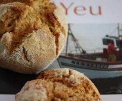 Betchets de l'Île d'Yeu à la farine de maïs (SANS GLUTEN)