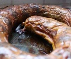 Boudin blanc aux pruneaux de l'Ile d'yeu (pour pâques)