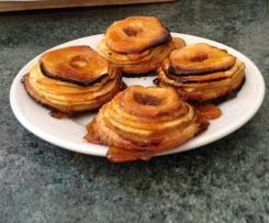Tartelette au pommes de Jacques Génin