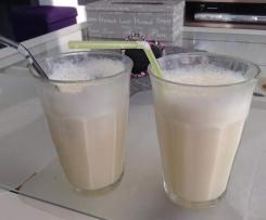 Milkshake vanille (rapide, frais et délicieux)
