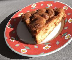 Gâteau aux pommes pour Serge