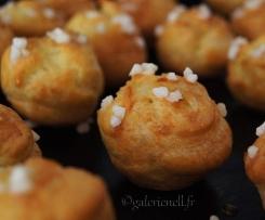 Pâte à choux sans lactose