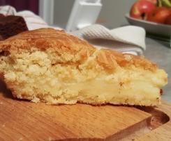 Gâteau basque à la crème pâtissière