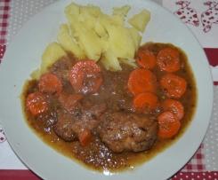 Sauté de Porc aux carottes et pruneaux