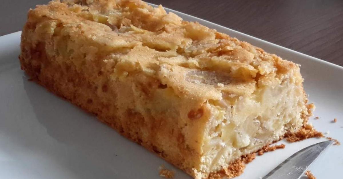 gateau moelleux et alleg aux pommes sans gluten et sans lactose par nath 8314 une recette de. Black Bedroom Furniture Sets. Home Design Ideas
