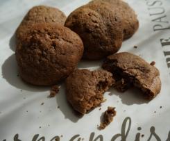 Mini Cookies noix de pécan