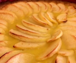 Tarte Pomme Compote