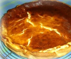 Tarte aux deux fromages