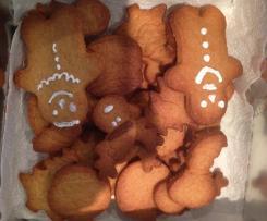 Biscuits aux saveurs de Noël