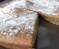 Gâteau express au pralin