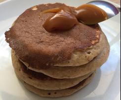 pancakes Ig bas sans gluten et sans sucre