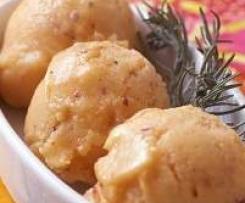 Glace Pêche - Abricot