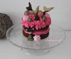 Layer cake - Thème Sirène