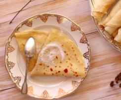 Crêpes à la farine de Kamut