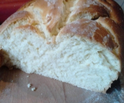 BRIOCHE SIMPLE & MOELLEUSE