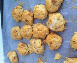 COOKIES ROQUEFORT NOIX