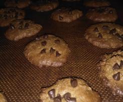 Biscuits sans GLO à la purée d'amandes