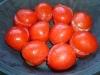 Asperges, riz et tomates farcies - Une entrée et un plat complet