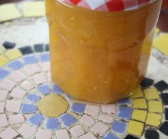 Confiture Orange/Mangue