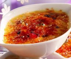 Crème brûlée de tomates