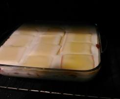 Lasagne-raclette