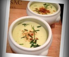 La soupe Vichyssoise