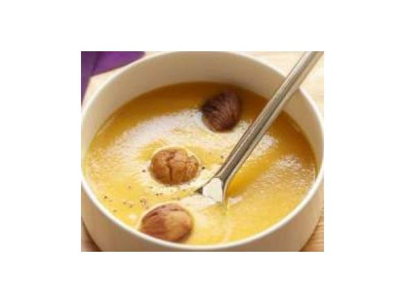 Recette soupe potiron marron thermomix un site culinaire - Recette soupe thermomix ...
