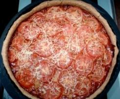 Tarte à la tomate rapide