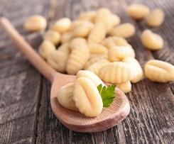 Gnocchi à la Crème de Fenouil