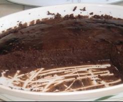 Gâteau au chocolat sans sucre - Méthode Montignac