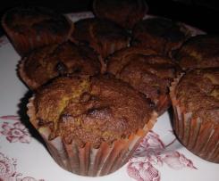 Muffins sans gluten et sans oeufs