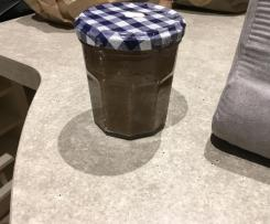 Variante Crème de marrons aux pignons