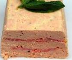 "Terrine ""duo de saumon"""