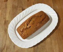 Gâteau courge butternut