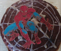Le Gâteau Spiderman de Tom