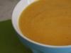 Soupe de radis noir à la patate douce