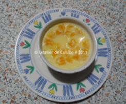 Crème aux Mandarines