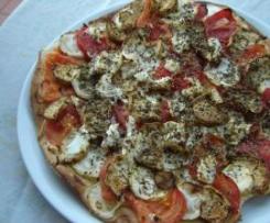Pizza Mediterraneenne