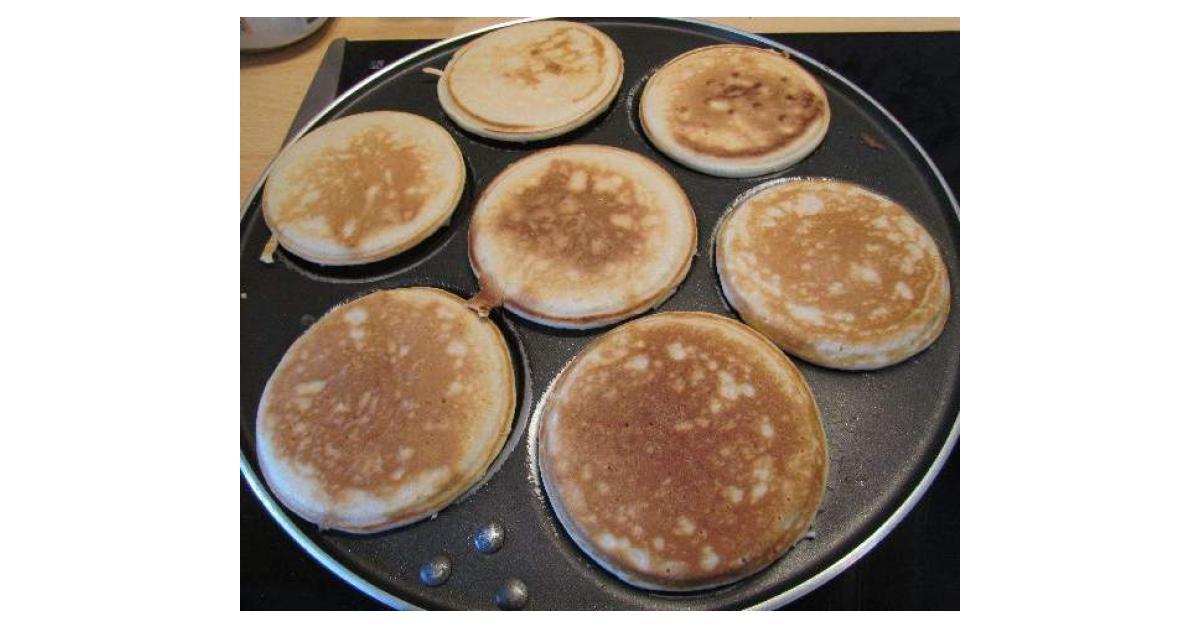 Pancakes moelleux par anne legoupil ma cuisine tout - Espace cuisine thermomix ...