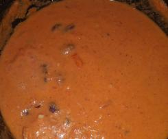 soupe mexicaine végan