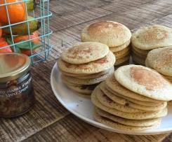 Pancakes Vegan sans lait ni oeufs
